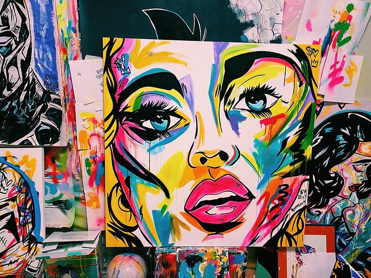 Girl in Colour V.III