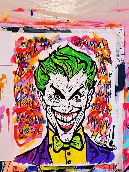 Classic Joker V. IV
