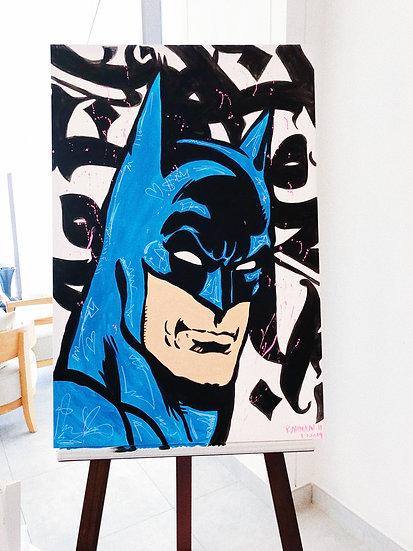 Calligraffiti Bats