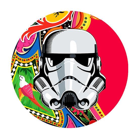 Stormtrooper Heritage Print