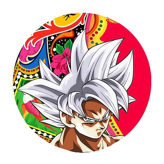 Goku Heritage Print