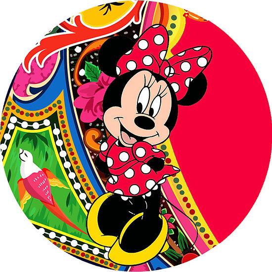 Minnie Heritage Print