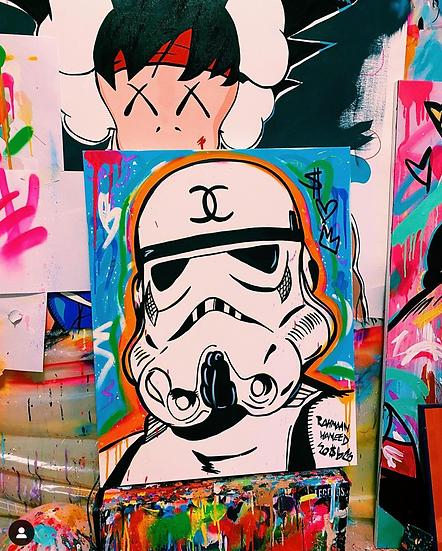 Chanel Trooper