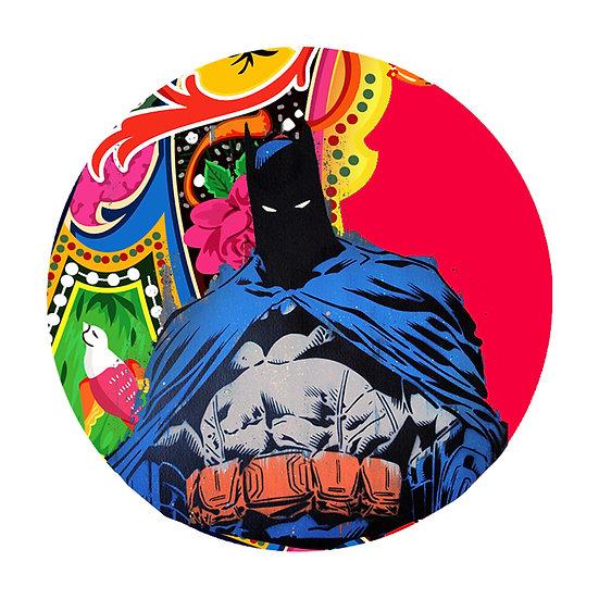 Batman Heritage Print