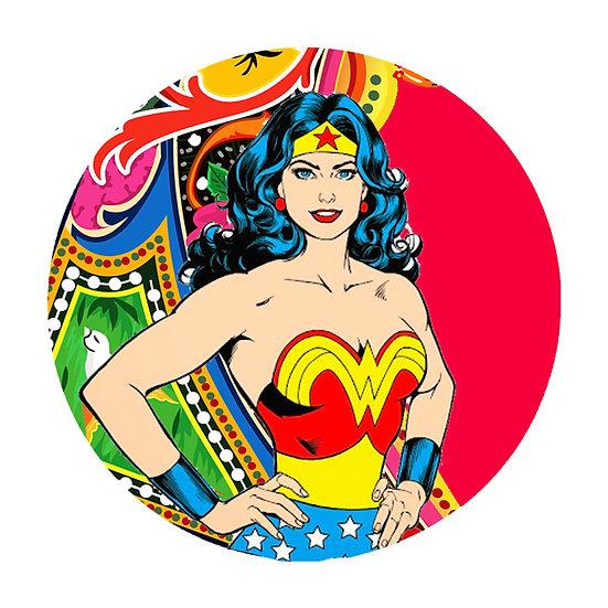 Wonder Woman Heritage Print