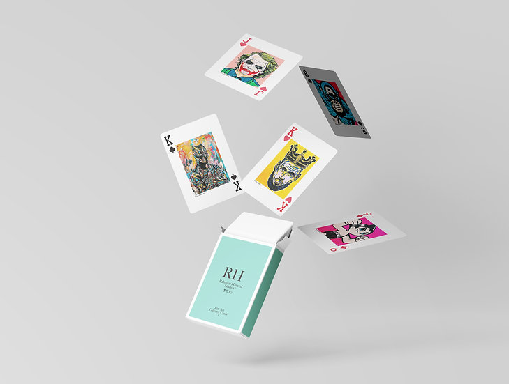 Fine Art Playing Cards V.1