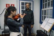 Aula de Violino