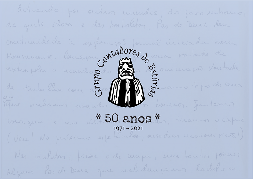 Grupo Contadores de Estórias 50 anos