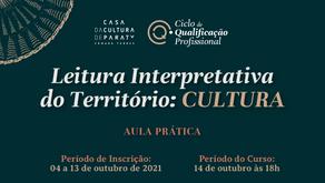 Aula Prática: Leitura Interpretativa do Território - Cultura