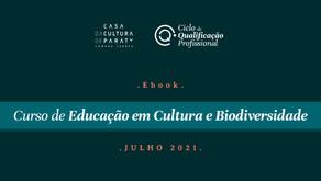 E-book: Curso de Educação em Cultura e Biodiversidade