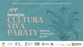 Abertura: Exposição Cultura Viva Paraty