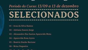 Selecionados: Curso Bilíngue - Português e Inglês