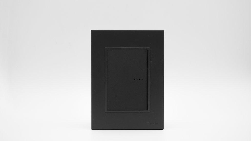 Placa Linea Bauhaus GrisGris