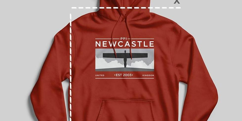 PPI Newcastle Hoodie 2019