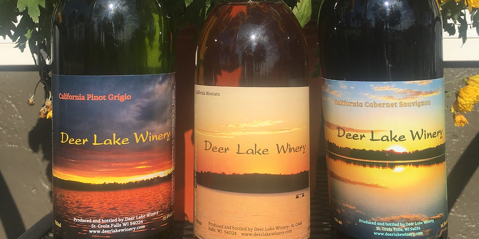 Wine Reveal!