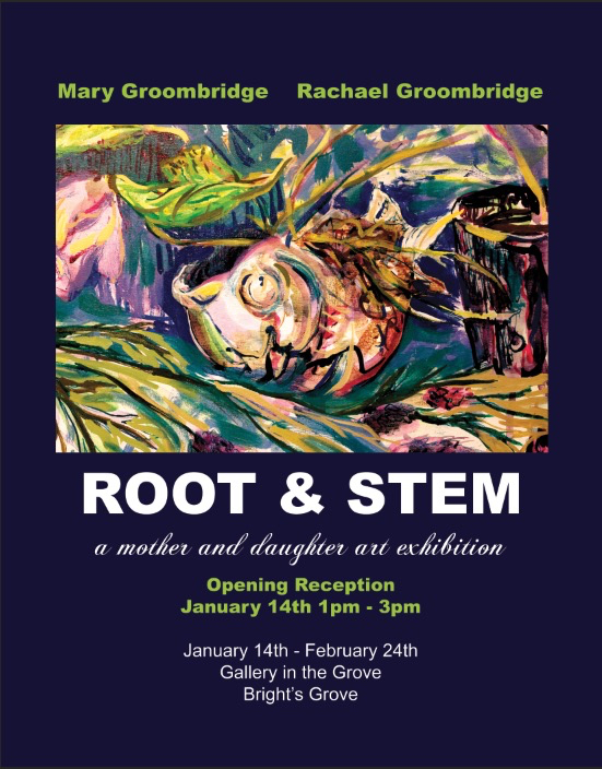 root and stem poster 2018