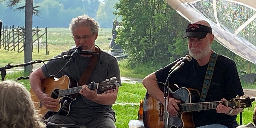 Live Music by The Roberts Brothers