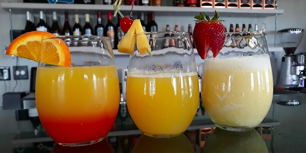 Mothers Day Mimosa Special Weekend!