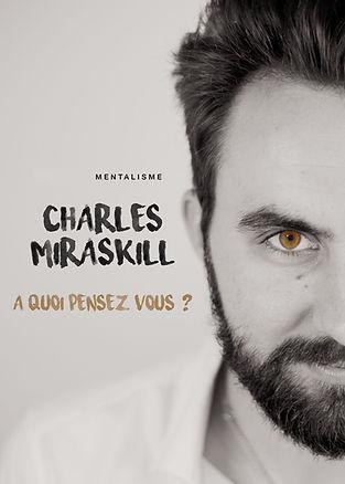 Charles Miraskill - A Quoi Pensez-Vous _