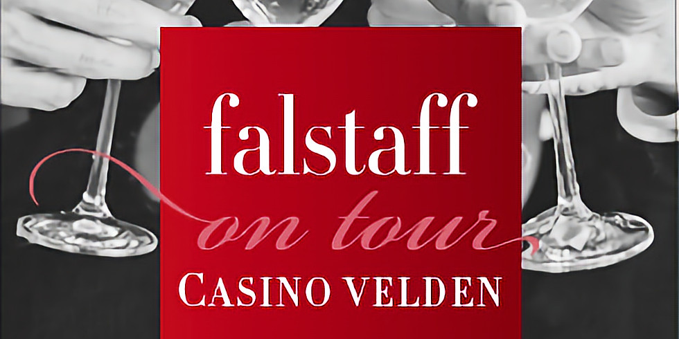 Falstaff on Tour - Casino Velden