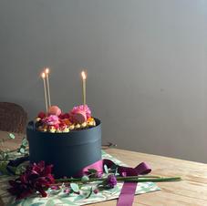 GUANARA cacao & Dalia candle