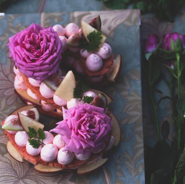 Flower Lettercake 「Holynight sensation 」キービジュアル