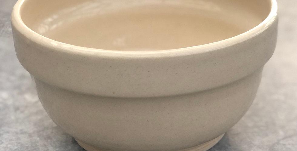 Pottery Serving Bowl, Medium