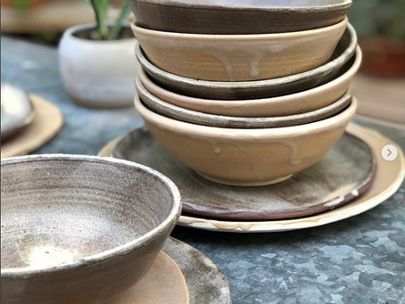Decorating your home with pottery: Five ideas from a real-life potter