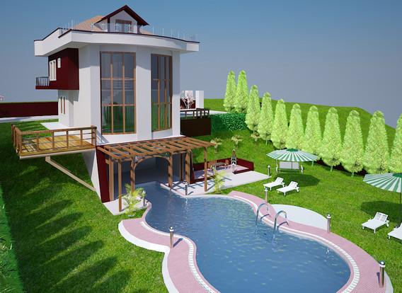 Triplex Villa 2