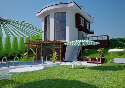 Triplex Villa