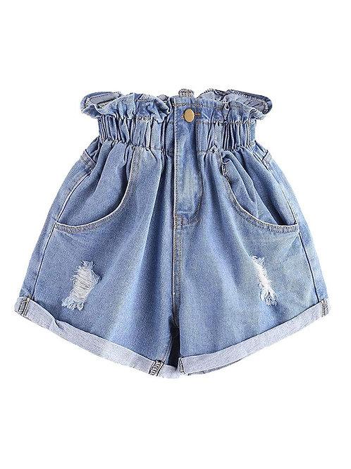 Chic Denim Shorts
