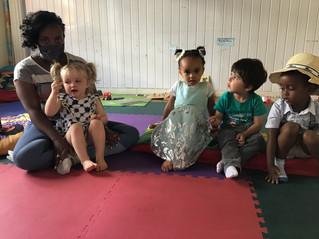 Hot talk show at Early Preschool