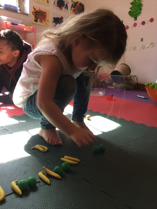 Early Preschool this week