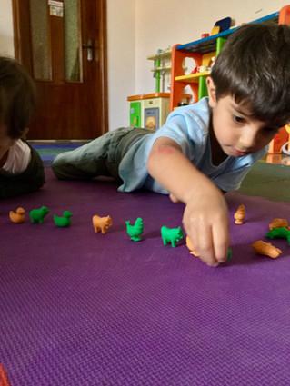 Early Preschool Insights