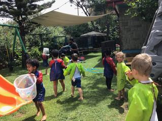 Fun at Preschool