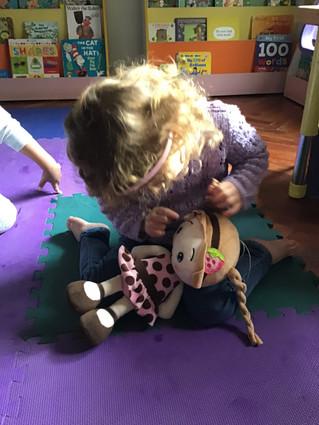 Preschool in a mission