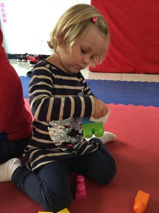Early Preschool Weekly Blog
