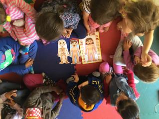 Pre K and Kindergarten News