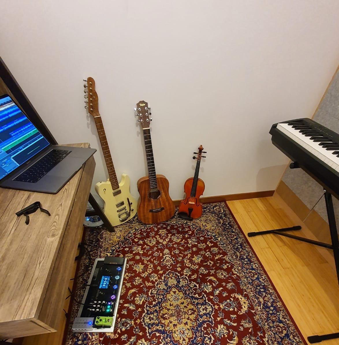 Music Production (Basic)