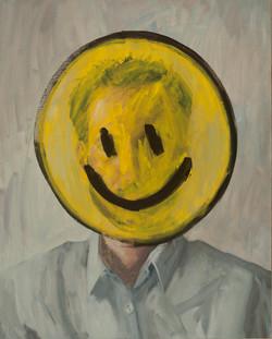 Yo, happy face