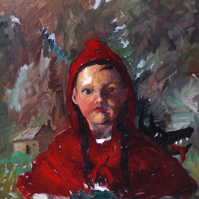 Red Ridin' Hood