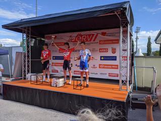 Medaillenregen für das UNION Raiffeisen Radteam Tirol