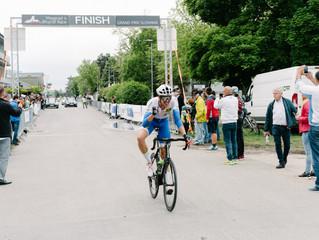 Elite/U23: Wurm mit ersten UCI Punkten seit Starzengruber im Jahr 2010 für das URRT !! Stoiber mit 3