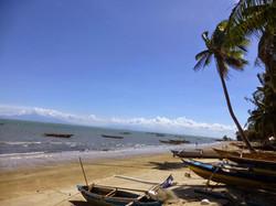 Kitesurfing Guimaras - Beach