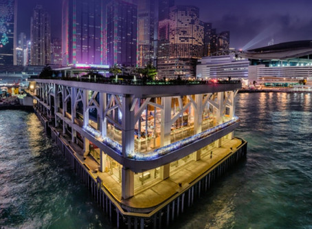 NEW PROJECT // UW are working on the redesign of Wan Chai Ferry Terminal in Hong Kong