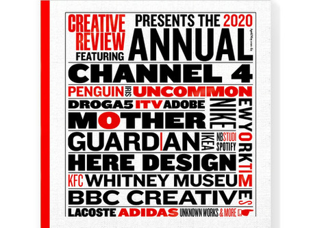 AWARDS // CREATIVE REVIEW ANNUAL WINNER