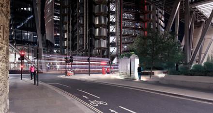 THE LONDON STONES