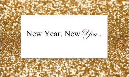 New Year... New You!