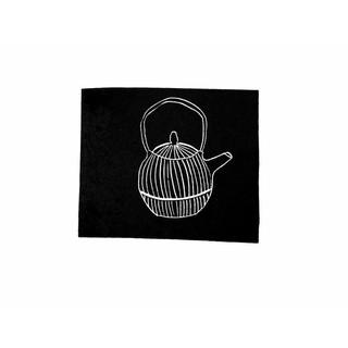 Tea pot from the bin next door
