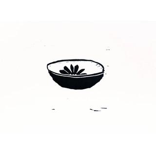 Ceramic bowl from the Ashmolean